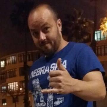 Rubén Cabrera Padrón, 33, Las Palmas, Spain