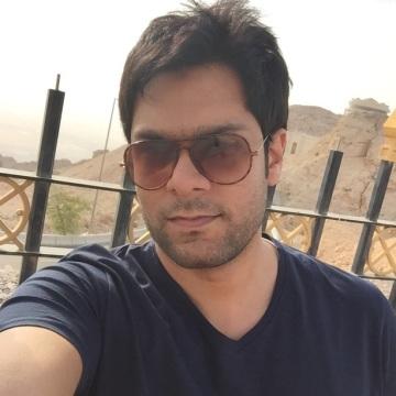 Asad Nazir, 30, Lahore, Pakistan