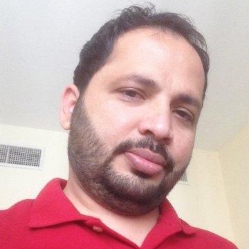 Mahesh Vaishnav, 38, Abu Dhabi, United Arab Emirates