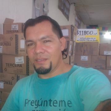 Ozzy Duran, 36, Riohacha, Colombia