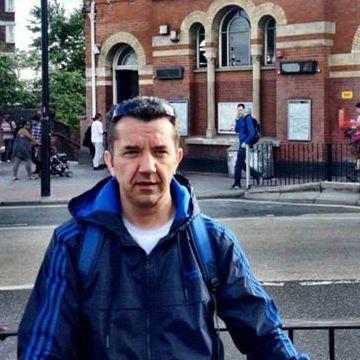 Maciej Maćkowski, 49, London, United Kingdom