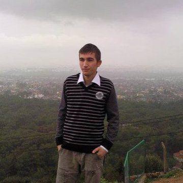 özgür, 27, Antalya, Turkey