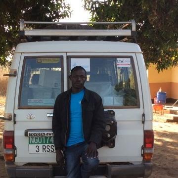 Lokodo Elias, 30, Juba, Sudan