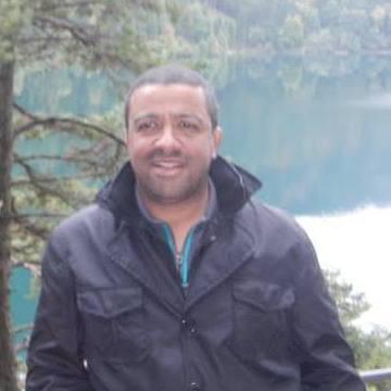 Humberto Brasil, 45, Rio de Janeiro, Brazil