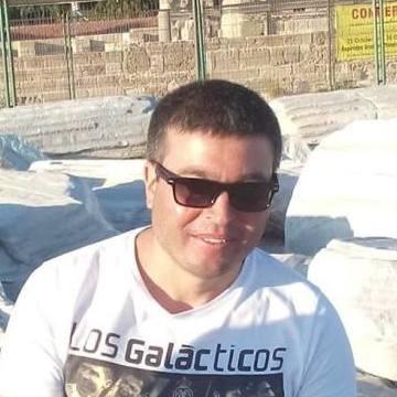 Soner Savruk, 32, Izmir, Turkey