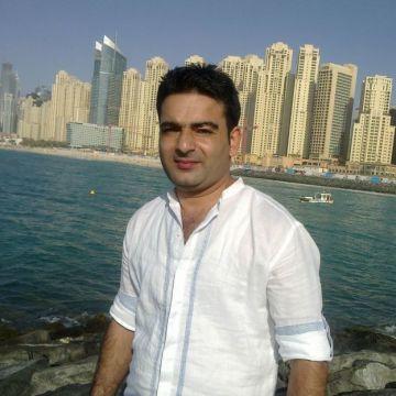 Khalid Muzamil, 32, Dubai, United Arab Emirates