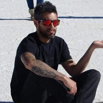 Nicolas, 33, Santa Fe, Argentina