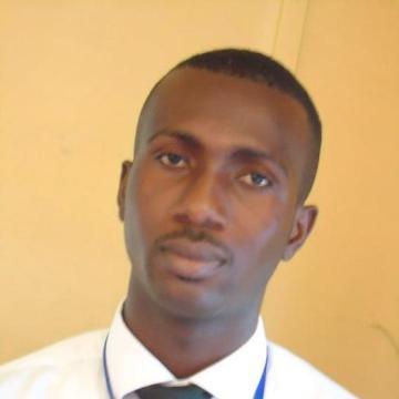 Henry Mannoh, 32, Accra, Ghana