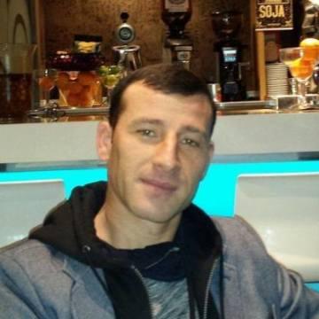 Florin Sam, 37, Salamanca, Spain