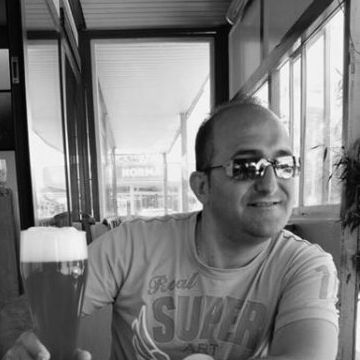 Massimo Crisafi, 44, Torino, Italy