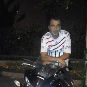 yavuz, 43, Istanbul, Turkey