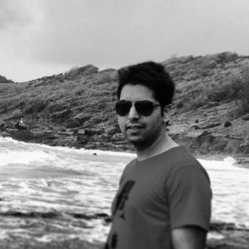 Amit Chaudhary, 30, Mumbai, India