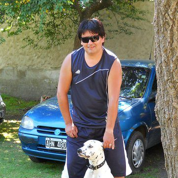 Oscar Vega, 42, Mar Del Plata, Argentina