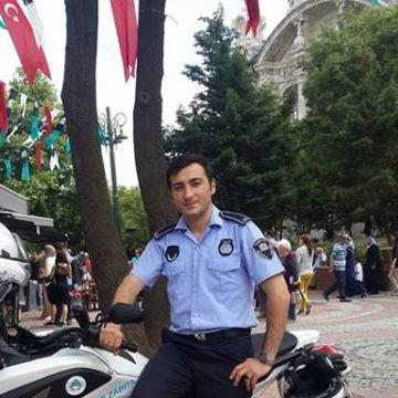 Tuncay Kurt, 29, Istanbul, Turkey