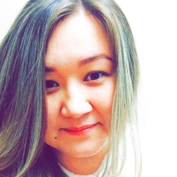 Dina, 27, Almaty (Alma-Ata), Kazakhstan