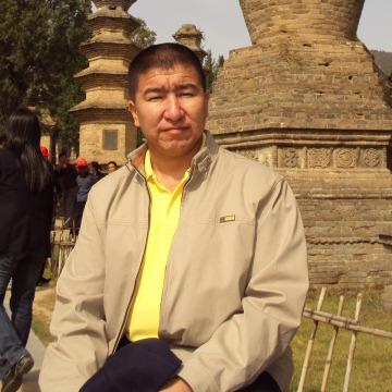Mamatazim Abdiev, 40, Bishkek, Kyrgyzstan