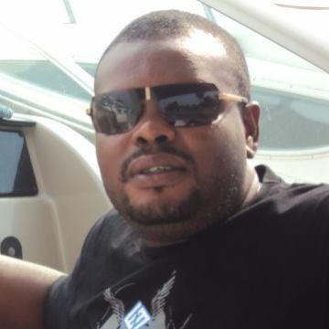 GODWIN SUNDAY, 41, Lagos, Nigeria