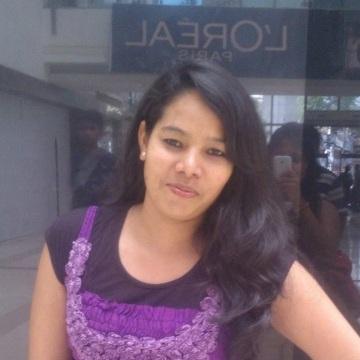 Himani Dhami, 26, New Delhi, India