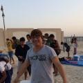 Bonnie Dianasas, 51, al-Jubayl, Saudi Arabia