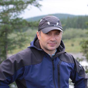 Александр Марченко, 45, Salehard, Russia