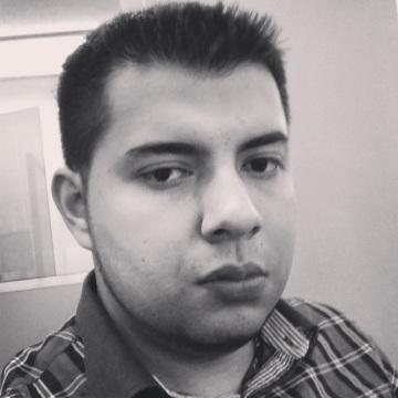Edwin Munar, 31, Bogota, Colombia
