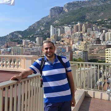 sameh, 33, Cairo, Egypt