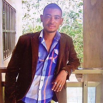 Joshua Nathanel, 31, Lome, Togo