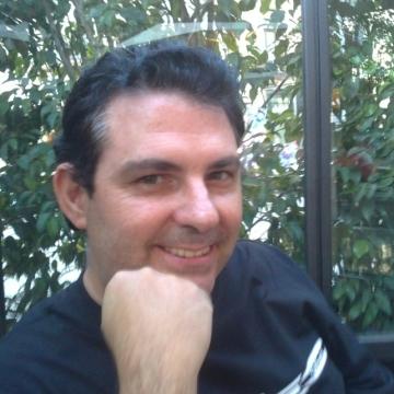 Albert Planas Maresma, 51, Cornella, Spain