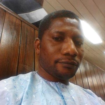 Prince , 40, Lagos, Nigeria