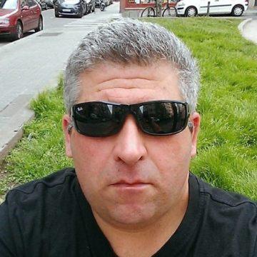 Paco Arellano Marquez, 45, Barcelona, Spain