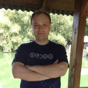 Dmitro Gubskij, 31, Kiev, Ukraine