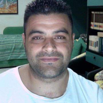 Fabio Mauro, 41, Catanzaro, Italy