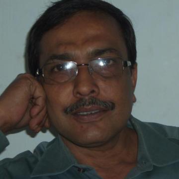 Debashis Maitra, 54, Calcutta, India