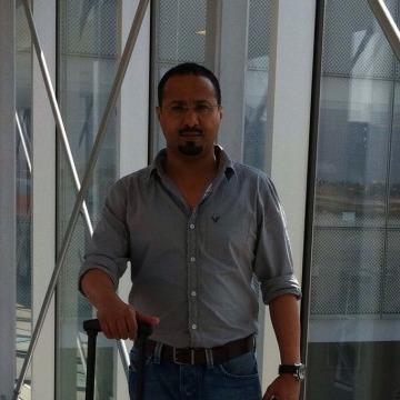 Suliman , 46, Buraydah, Saudi Arabia