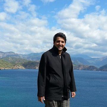 Hector Kocaman, 40, Mugla, Turkey
