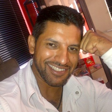 faizal, 41, Durban, South Africa