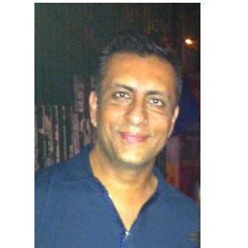 Manish Bhatia, 40, Dubai, United Arab Emirates