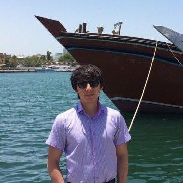 Mansur Murodov, 27, Dubai, United Arab Emirates