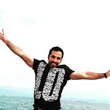 Ali, 31, Istanbul, Turkey