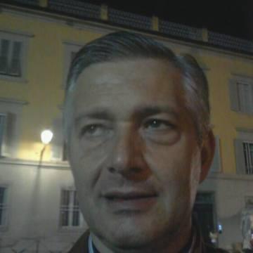 Simone Mazzoni, 53, Prato, Italy