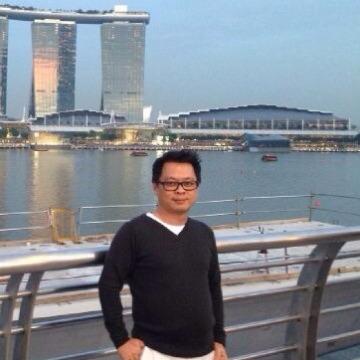 Denny Teja, 42, Palembang, Indonesia