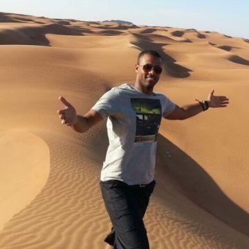 Hani, 36, Jeddah, Saudi Arabia