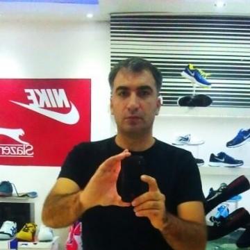 Camer Yıldız, 37, Istanbul, Turkey