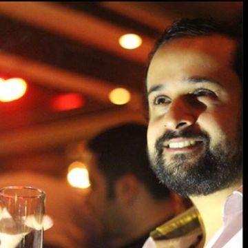 Raouf Charalambous, 27, Abu Dhabi, United Arab Emirates