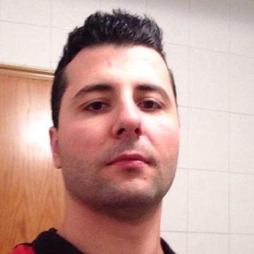 Ibrahim Tazesavas, 34, Ankara, Turkey