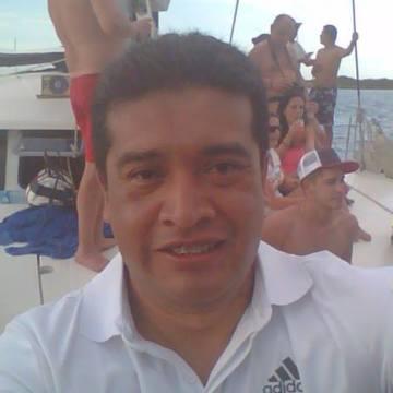 Victor Muñoz, 41, Mexico, Mexico