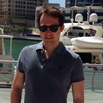Onur Sener, 29, Dubai, United Arab Emirates