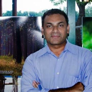 Arnab Kar, 38, Washington, United States