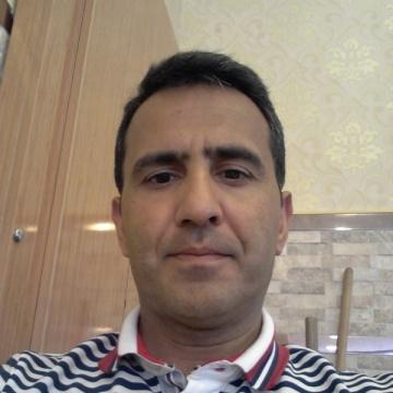 Ergün Yildiz, 46, Ankara, Turkey
