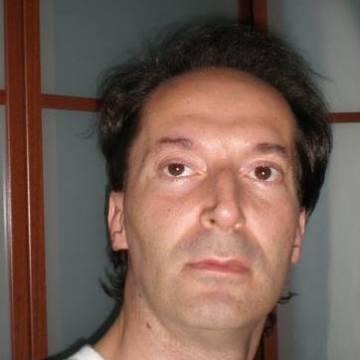 Roberto Iandolo, 50, Milano, Italy